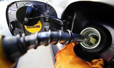 Governo agrava preços do combustível