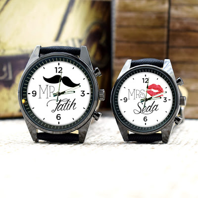 sevgili kol saatleri isim yazılı