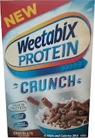 Weetabix Protein Crunch Chocolate flavour