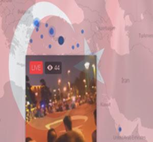 Kudeta Turki, Cara Melihat Perkembangan Terkini Di Kota Ankara Menggunakan Fitur Live Map Video Facebook