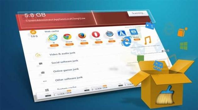 تحميل برنامج كلين ماستر Download Clean Master مجانا للكمبيوتر
