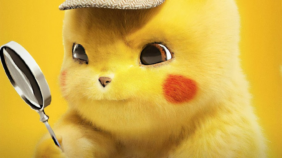 Detective Pikachu, 4K, #57
