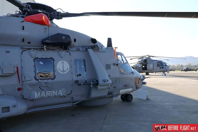 Italian Navy 50 years Luni