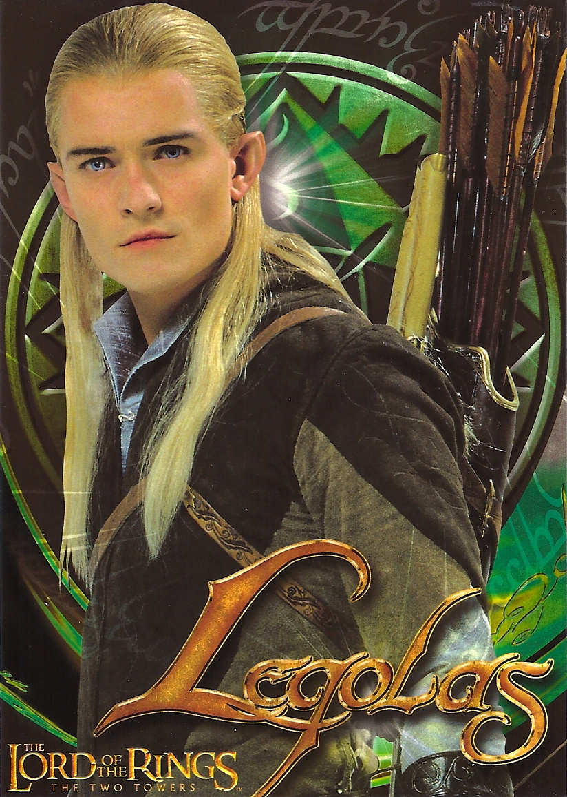 My Favorite Movies and Stars: Legolas from Lord of the Rings