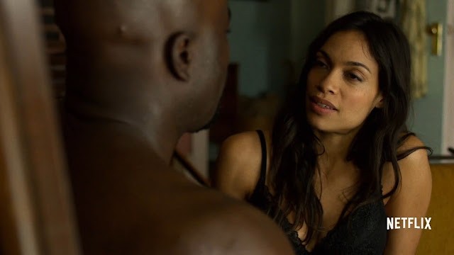 ¿Luke Cage y Claire Temple juntos en The Defenders?