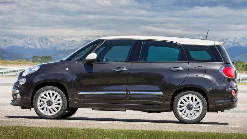 car reviews new car pictures for 2018 2019 2018 fiat 500l wagon a unique combination of. Black Bedroom Furniture Sets. Home Design Ideas