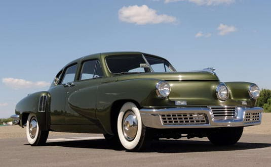 Tucker  Sedan In...J A Preston Net Worth