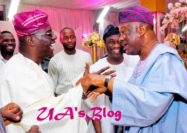 APC vs PDP: Sanwo-Olu, Agbaje meet in Lagos