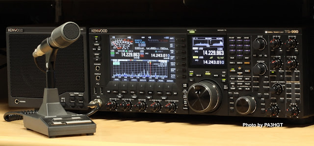 Kenwood TS-990S Transceiver