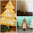 Free Standing Christmas Tree Workshop
