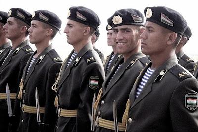 Angkatan Militer Negara Paling Lemah di Dunia