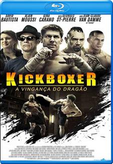 Baixar Kickboxer A Vingança do Dragão 720p e 1080p Dublado Grátis