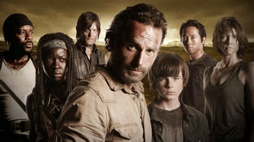 The Walking Dead Quinta temporada parte 2 AMC
