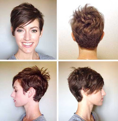 New Long Pixie Cuts For Women | Jere Haircuts