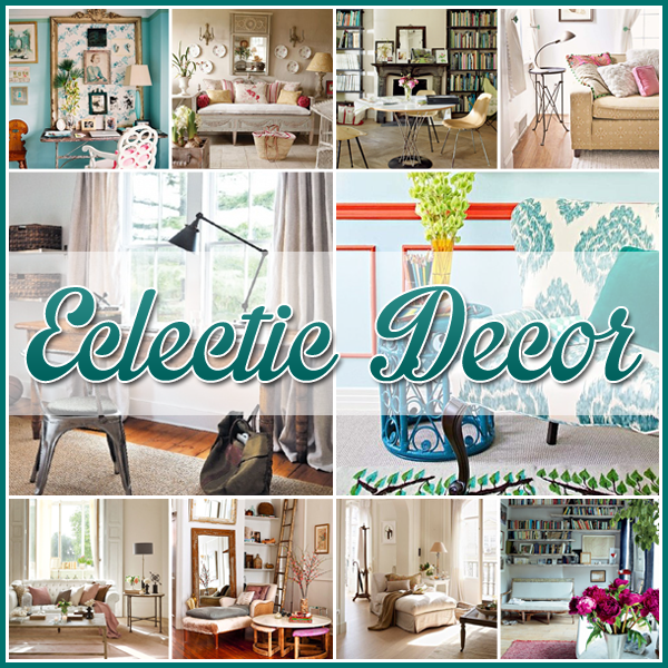 Eclectic Home Decor Ideas: The Cottage Market