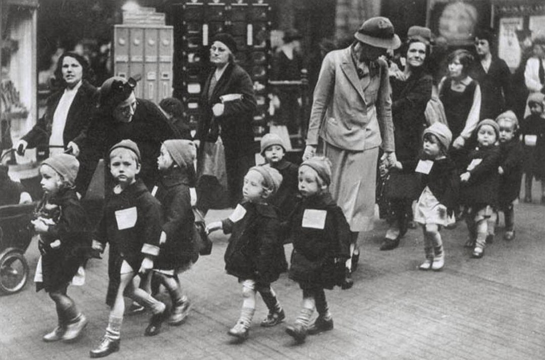 An analysis of home front in britain affect of second world war
