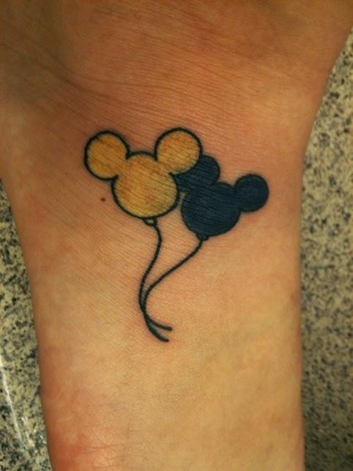Disney Couple Tattoo Ideas: Most Amazing & Cute Disney Tattoos Designs & Ideas You'll