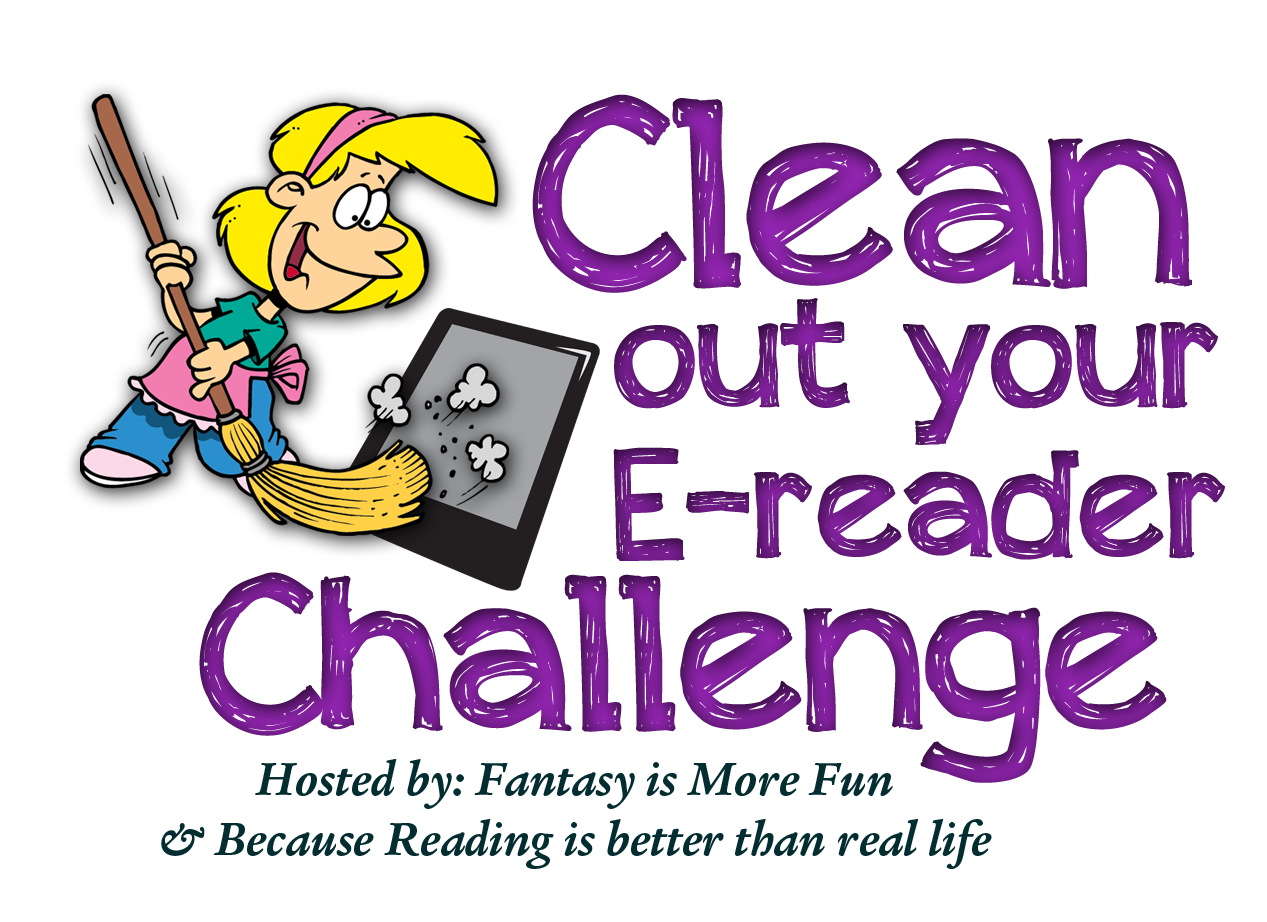 Clean out your E-reader Challenge Sign Up