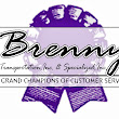 "Vote Brenny Transportation for ""Best Broker of the Year"" award"