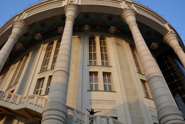 Navruz Sarayı, Tacikistan