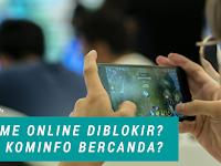 Kominfo Blokir 10 Game Online Termasuk PUBG dan Mobile Legend? HOAKS
