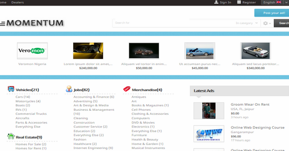 oxyclassifieds nulled