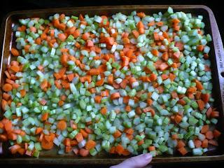 Freezing Vegetables by SneakySpoons