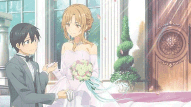 best 20 romance anime where they get married at the end