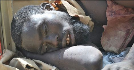 See The Face Of Boko Haram Most Notorious Leader Just Caught By Gallant Soldiers