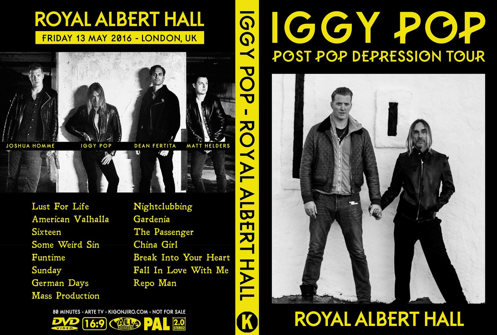 Iggy Pop Album Covers Simple peter c's music tv & video archives: iggy pop / the stooges on dvd