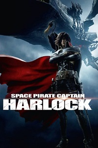 Watch Space Pirate Captain Harlock Online Free in HD