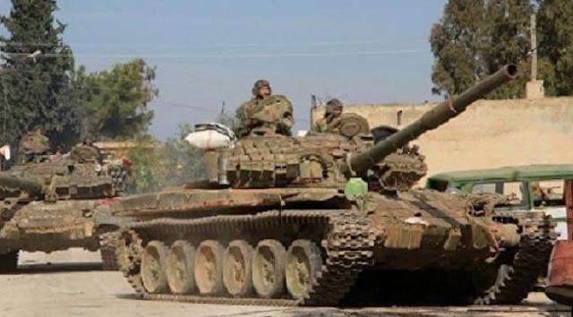 معركة الجنوب السوري :كيف ستكون .؟