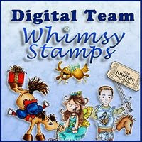 Past Designer For Whimsy Digital Stamps