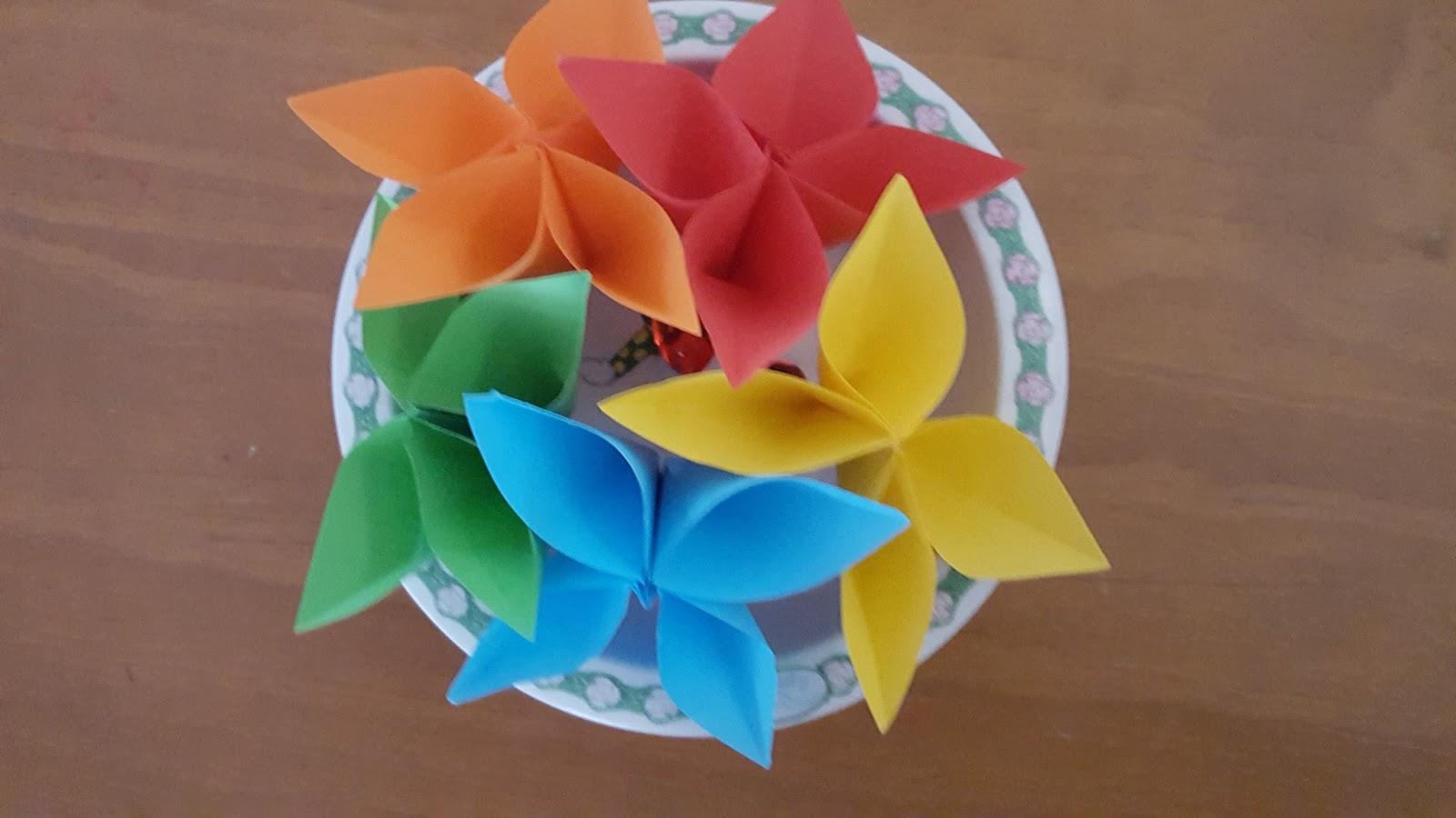 Craft Sj Inspired Simple Paper Flowers