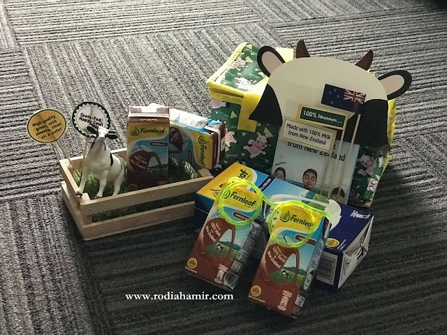 Susu Fernleaf Dari New Zealand