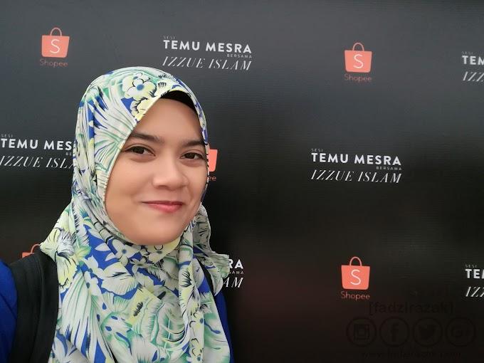 Meet & Greet With Izzue Islam Di ShopeeDayOut!