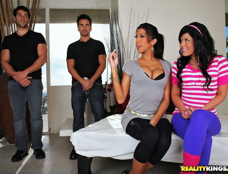 Ahryan astyn and bridgette b the devil wears nada - 3 part 3