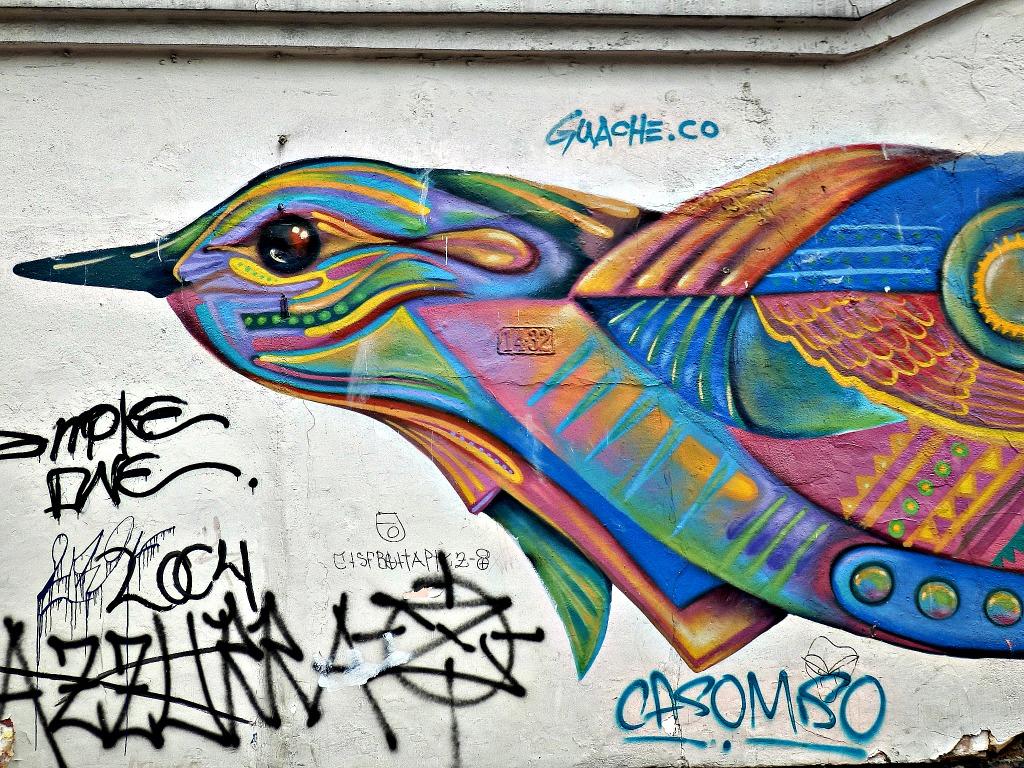 The Street Art of Bogota