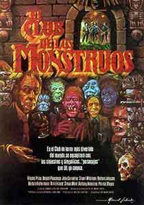El club de los monstruos / Poster, un film de Roy Ward Baker
