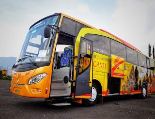 Bus Wisata Cipaganti