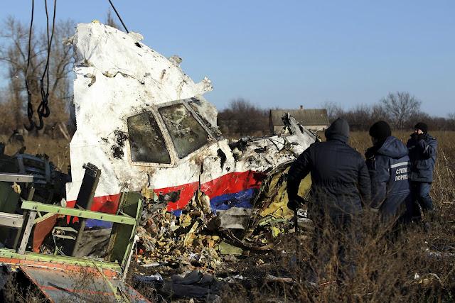 Ukraine Beri Sokongan Mutlak Siasatan MH17