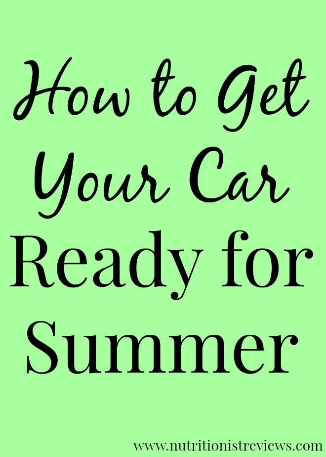 How to Get Your Car Ready for Summer