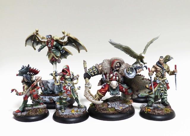 hunters guild guild ball