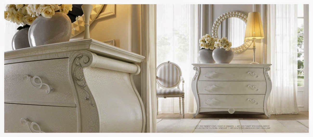 Mobila clasica de lux paturi dormitor - Mobila italiana Constanta| Mobila - dormitor - lux - italia - pat Rudy. Mobilier - Italia - Constanta.