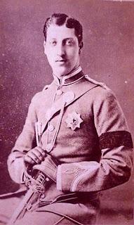 Prince Albert Victor de Galles, duc de Clarence et d'Avondale (1864-1892)