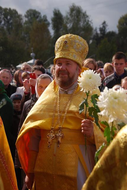 Протоієрей Миколай Бондарук, секретар Волинської єпархії УПЦ