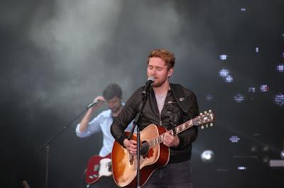 Johannes Oerding live auf der Kieler Woche 2013