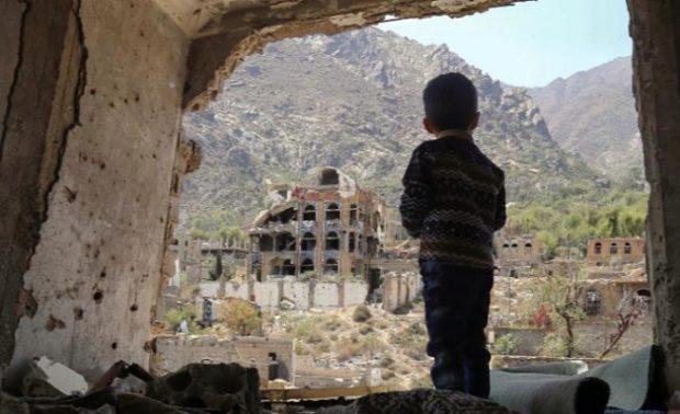Krisis Yaman: Sekitar 85.000 Anak Meninggal Karena Kelaparan