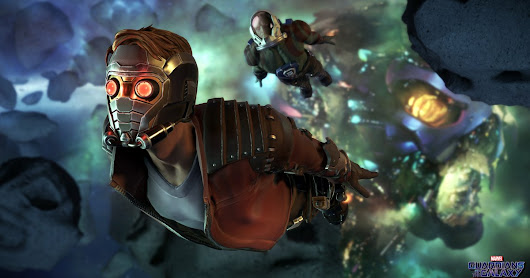 Download Game Marvel's Guardians of the Galaxy The Telltale Series
