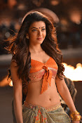 kajal sizzling in pakka local item song-thumbnail-2